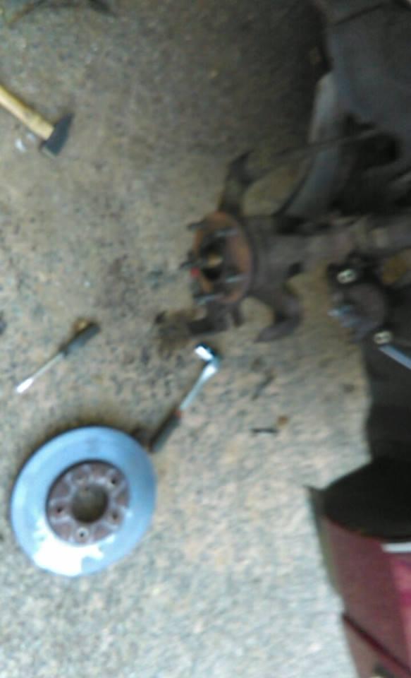 plaquettes de frein - Le retour : Plaquettes frein S1 18516310