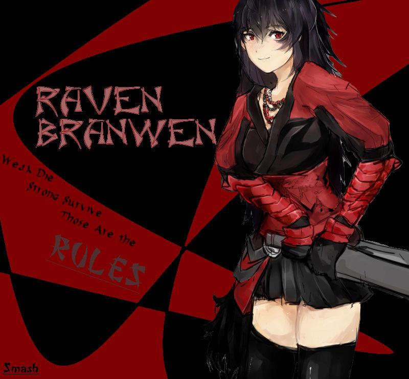 Gallerie d'un gens [Raven&Katara] Raven_11