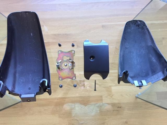 FS: 93 K100RS front end, front fender, and 87 K100LT handlebars Img_3817