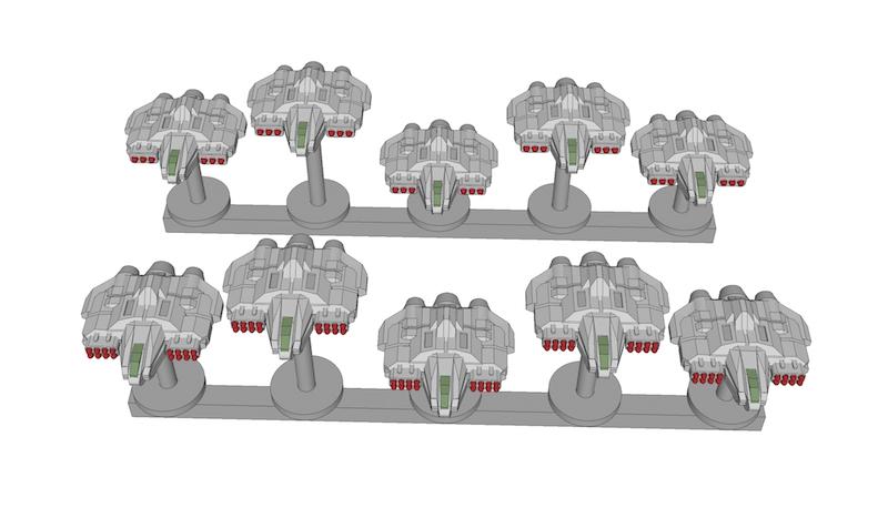 Les aventures de Malika en impression 3D - Page 5 Bomber17