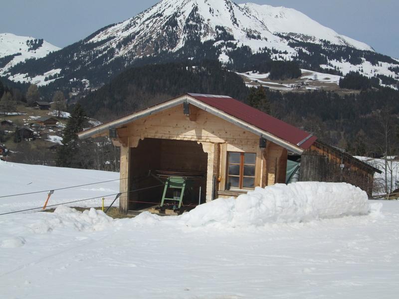Skilift école (Pony lift) de la Forclaz VD Suisse Img_1939