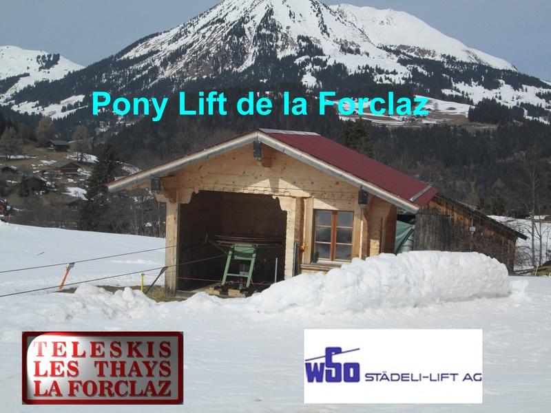 Skilift école (Pony lift) de la Forclaz VD Suisse Titre_12