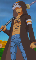 Trafalgar D. Waterlaw