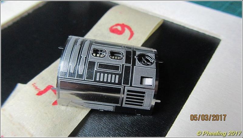 R2-D2 [Metal Earth] 12_80010