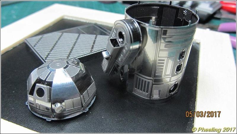 R2-D2 [Metal Earth] 13_80010