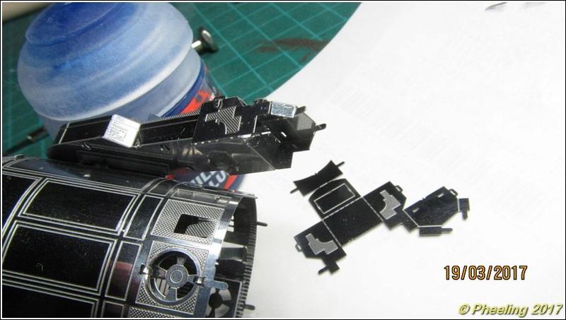 R2-D2 [Metal Earth] 15_80010