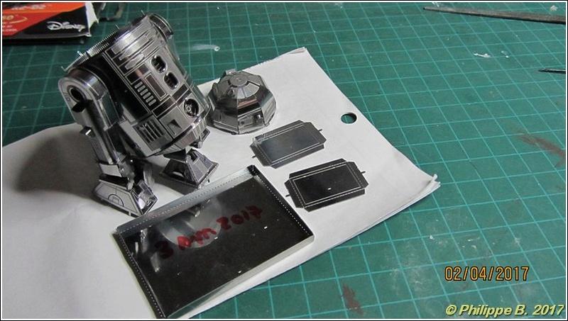 R2-D2 [Metal Earth] 24_80010