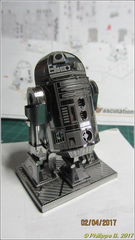 R2-D2 [Metal Earth] 25_80010