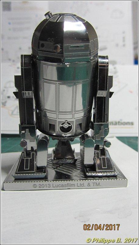 R2-D2 [Metal Earth] 26_80010