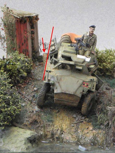Cabane au bord de l'eau - Humber Scout Car MK.I ref 35009 Bronco Models 1/35 - Page 2 Scout11