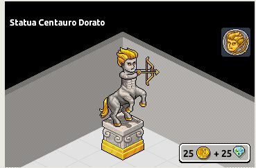 [ALL] Statua Centauro Dorato Raro in Catalogo! - Pagina 2 -hlfo294