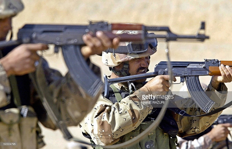 Post-Invasion Black Iraqi Body Armor Vest 52224710