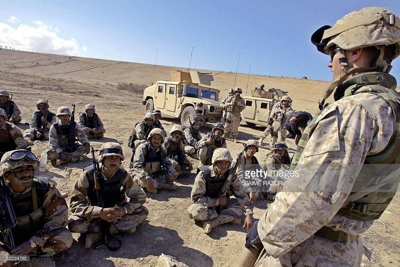 Post-Invasion Black Iraqi Body Armor Vest 52224711