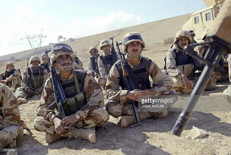 Post-Invasion Black Iraqi Body Armor Vest 52224712