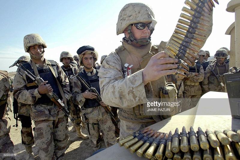 Post-Invasion Black Iraqi Body Armor Vest 52224811