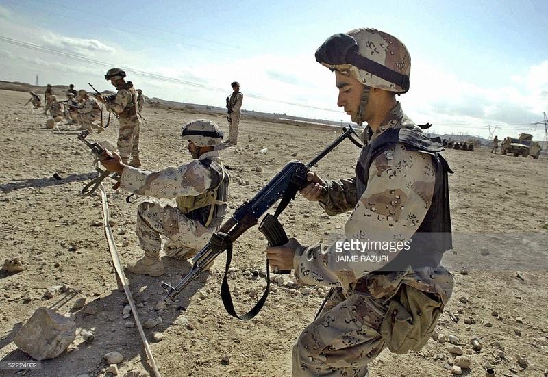 Post-Invasion Black Iraqi Body Armor Vest 52224812