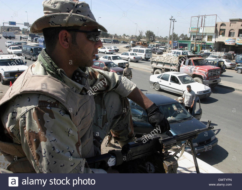 Post-Invasion Tan Iraqi Body Armor Vest with MOLLE An-ira10