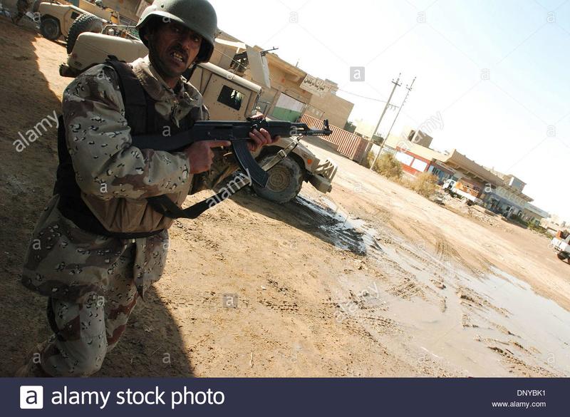 Post-Invasion Black Iraqi Body Armor Vest Jan-2211