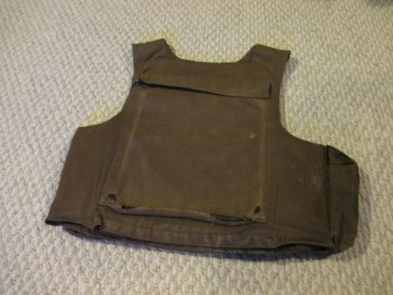 Unknown Plate Carrier * SF Acquired S-l16010