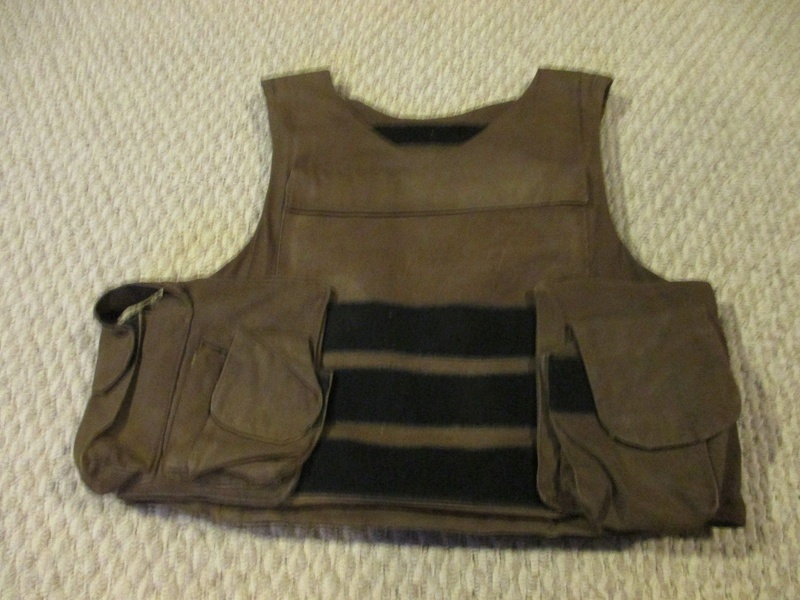 Unknown Plate Carrier * SF Acquired S-l16011