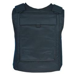 Post-Invasion Black Iraqi Body Armor Vest Seven_11