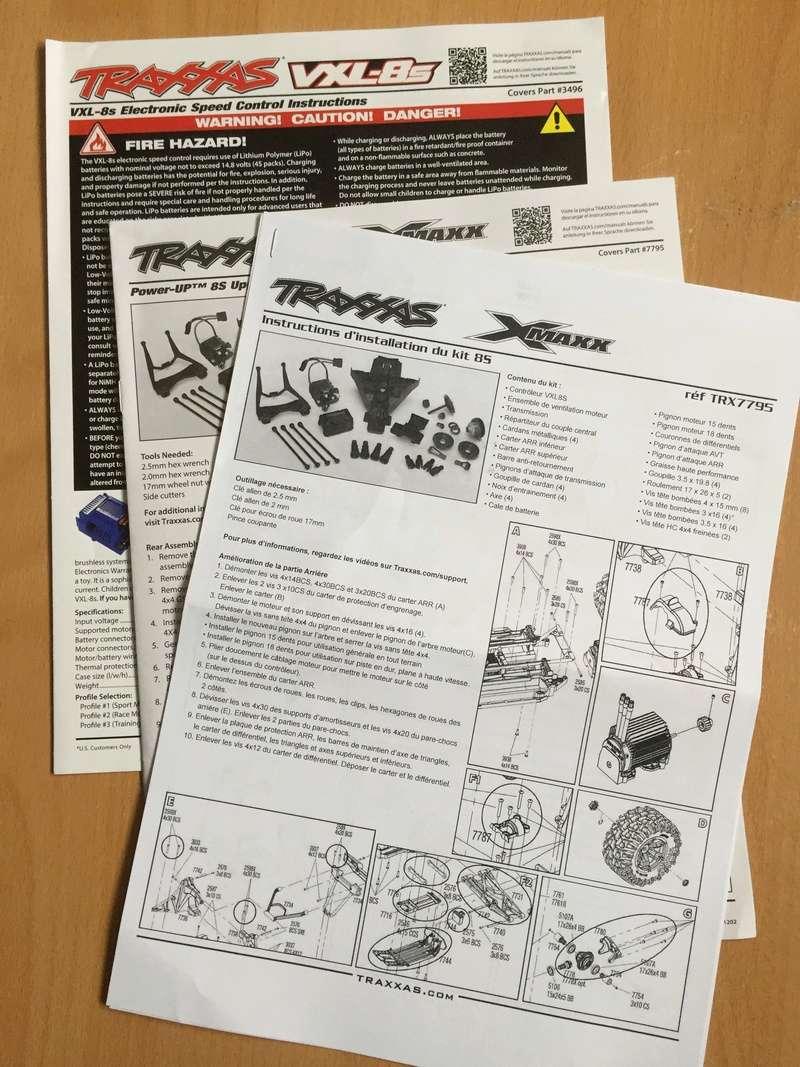 Le X-Maxx de PascalTT - Page 8 Kit1210