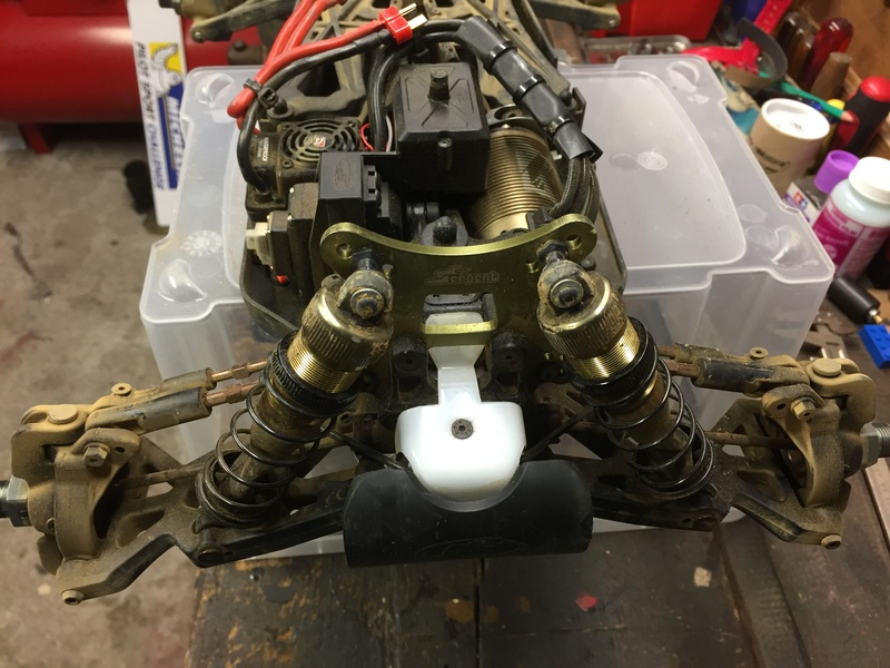Serpent Cobra 811BE RTR + 2.1 Kit S1210