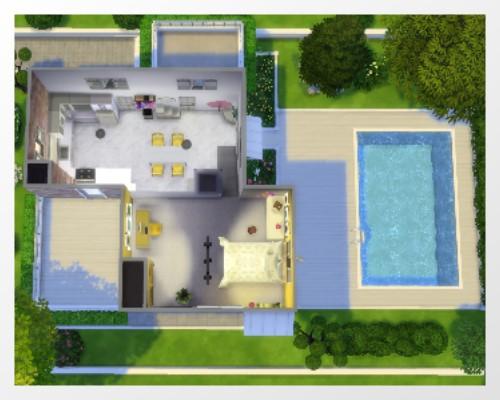 TS 4 Lillys little House Unbena14