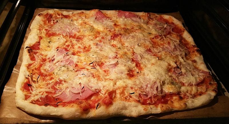 Essai de la 5 Stagioni Napoletana _pizza11