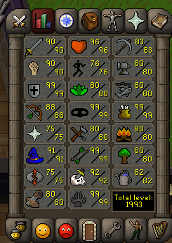 2000+ Total and Base 80 Screen10