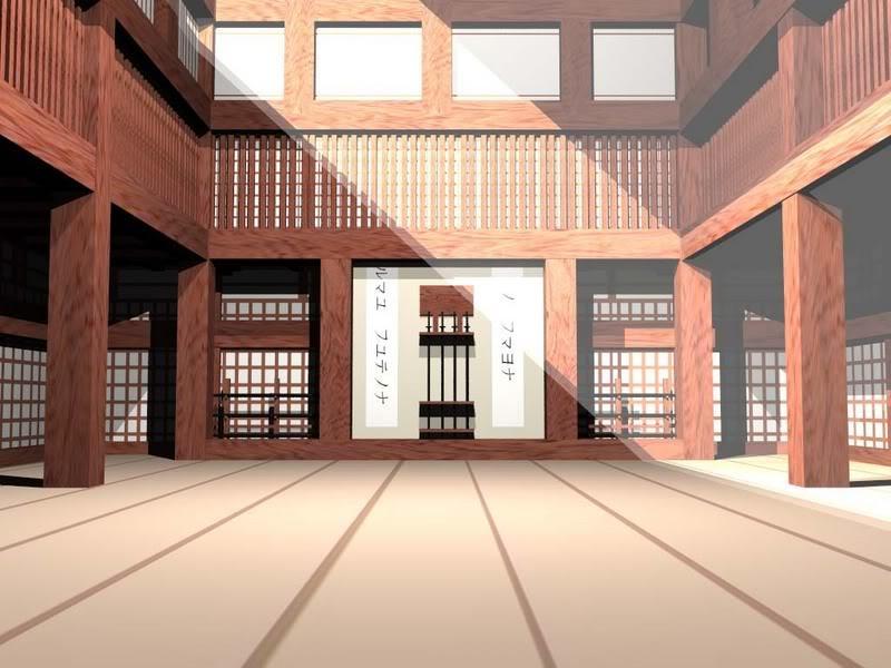Arco Japão - (Fukushima) Dojo10