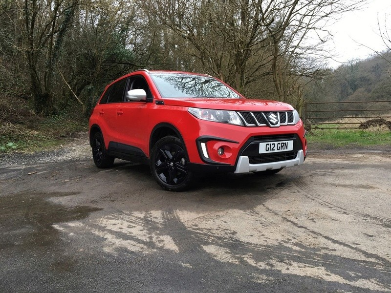 Vitara S - Bright Red - UK Spec - Page 2 Eb9f4b10