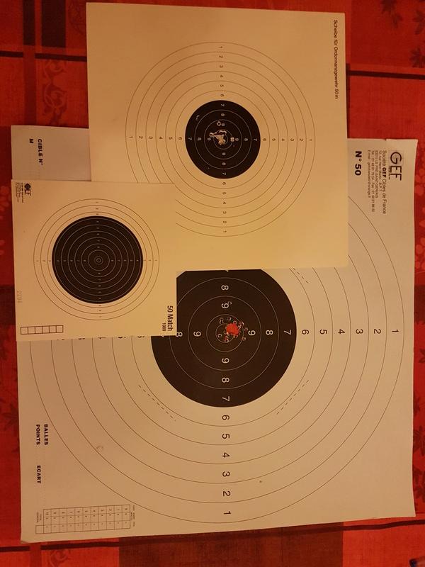 Quelles sont vos distances de tir et grouping avec une 22lr ? - Page 2 20170410