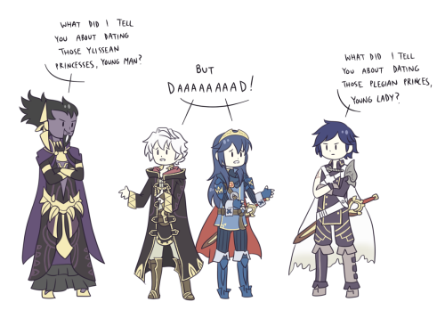 Les fun facts de Fire Emblem v2 Tumblr10