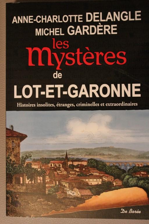 [Delangle, Anne-Charlotte & Gardère, Michel] Les mystères de Lot-et-Garonne Delang10