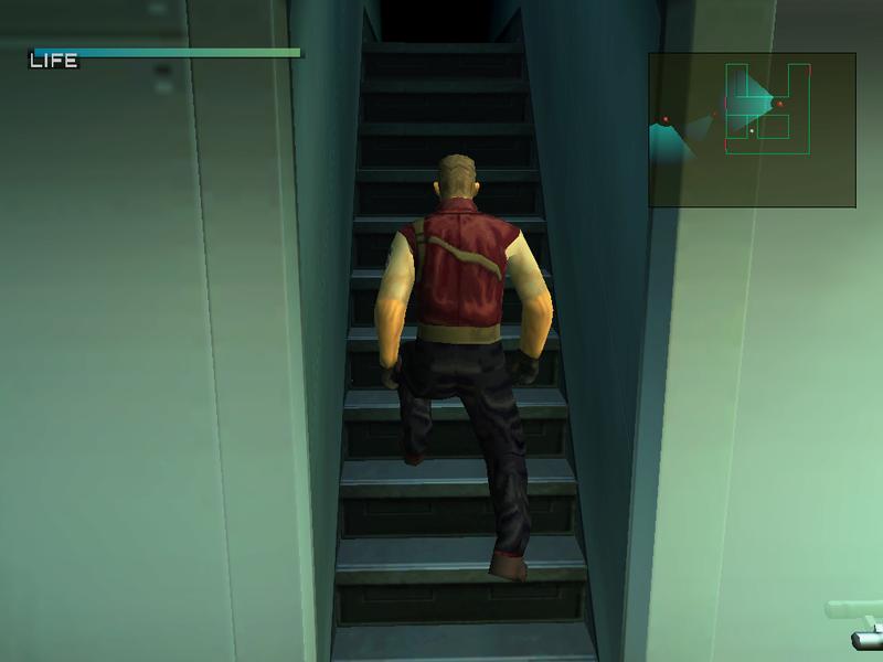 Metal Gear Solid 2: Retro Barry Burton [Tanker] Mgs2_s10