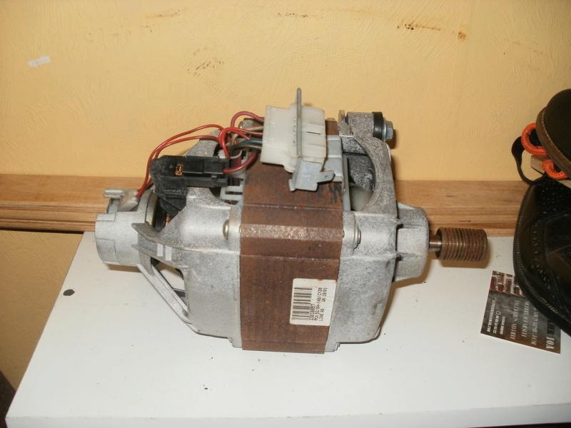 utilisation moteur machine a laver  P5260510