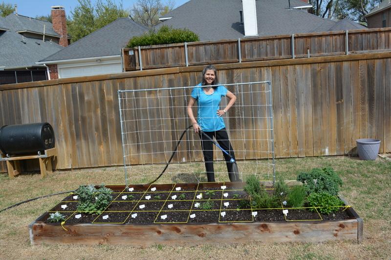 North Texas - Square Foot Garden Sqftga11