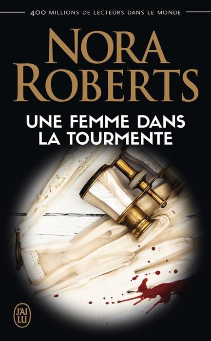 Une femme dans la tourmente de Nora Roberts  61kdtv11