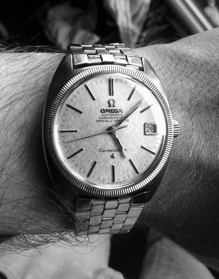 [Vendue] Oméga Constellation - Chronomètre - 1969 Conste11