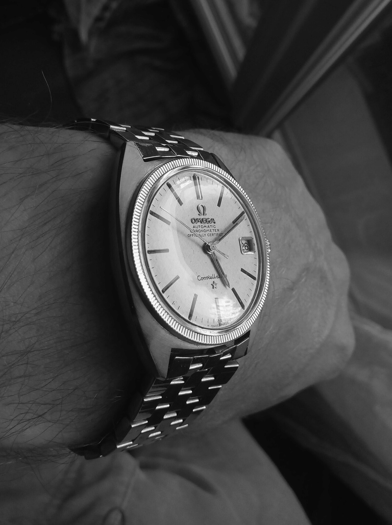 [Vendue] Oméga Constellation - Chronomètre - 1969 Conste12