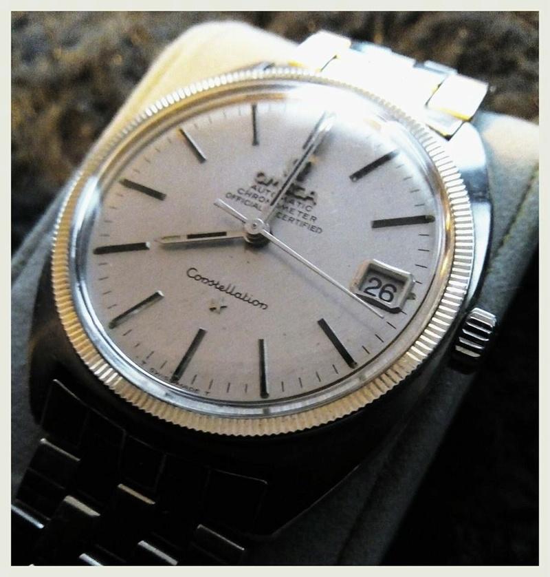 [Vendue] Oméga Constellation - Chronomètre - 1969 Conste14