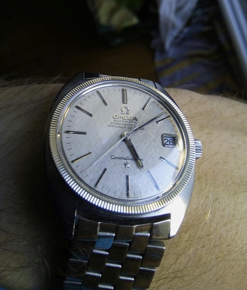[Vendue] Oméga Constellation - Chronomètre - 1969 Conste15