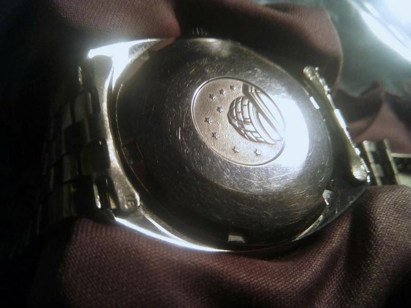 [Vendue] Oméga Constellation - Chronomètre - 1969 Conste18