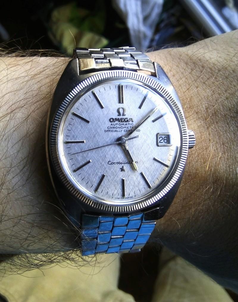 [Vendue] Oméga Constellation - Chronomètre - 1969 Conste20