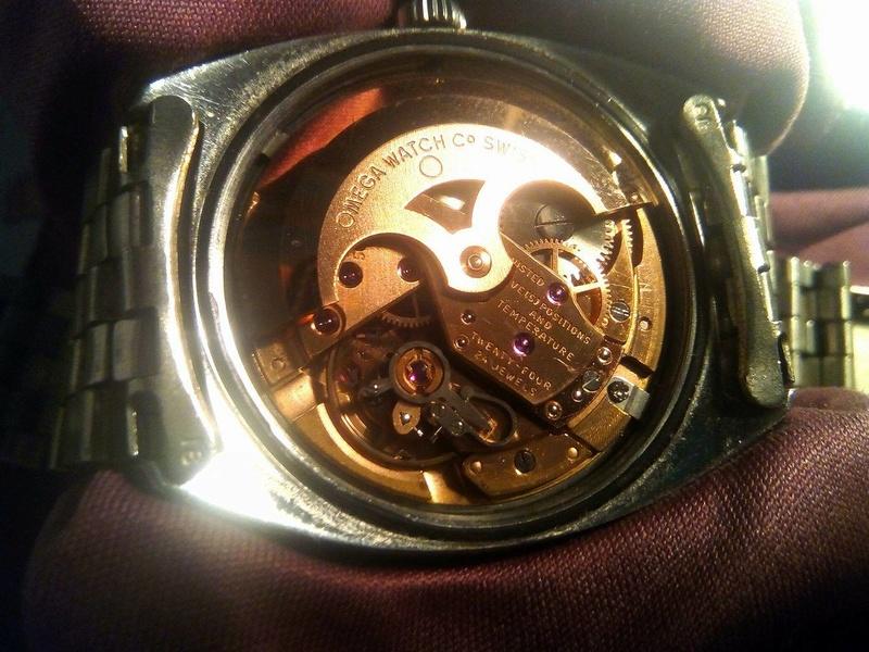 [Vendue] Oméga Constellation - Chronomètre - 1969 Conste21