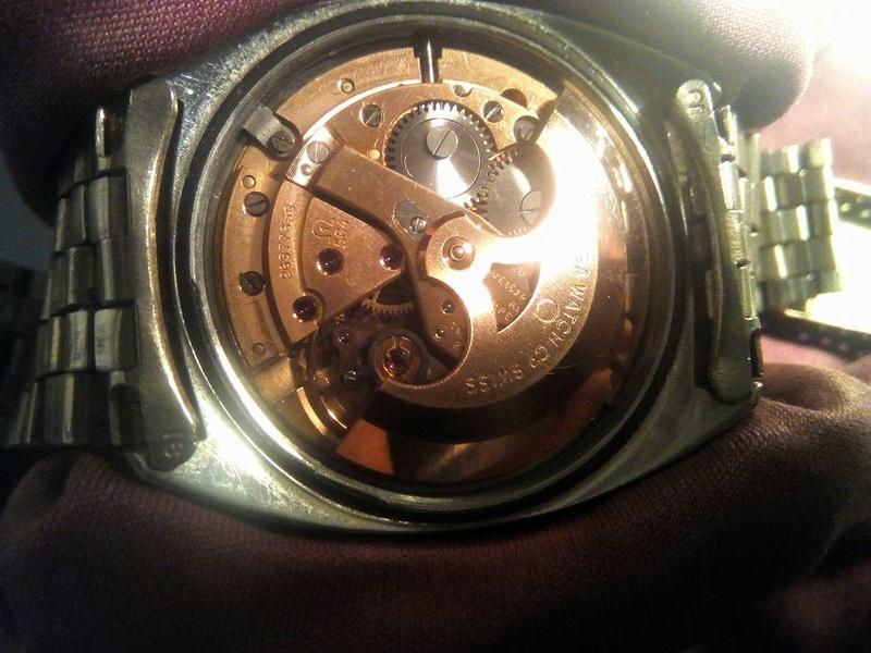 [Vendue] Oméga Constellation - Chronomètre - 1969 Conste23