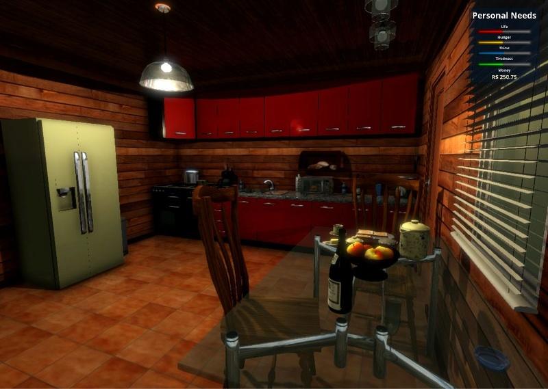 Home Simulator 2017 (Estilo The Sims em 1ª Pessoa) (Download Grátis) v1.0.2 Imagem14