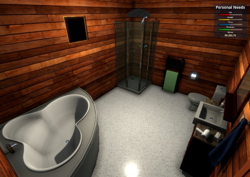 Home Simulator 2017 (Estilo The Sims em 1ª Pessoa) (Download Grátis) v1.0.2 Imagem15
