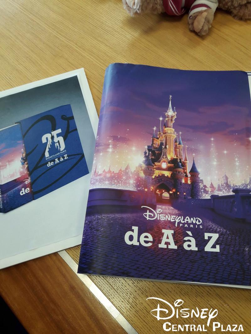 Présentation du Merchandising des 25 ans de Disneyland Paris 20170236